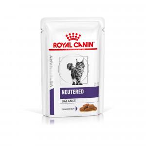 Royal Canin Veterinary Neutered Balance pâtée pour chat(85 gr)