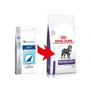 Royal Canin Veterinary Neutered Adult Large Dogs pour chien