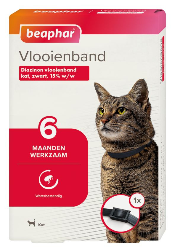 Beaphar Collier anti-puces (à partir de 6 mois) chat