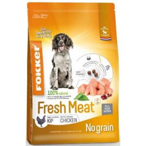 Fokker +Fresh Meat pour chien