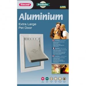 Staywell 660 Extra Large Aluminium Pet Door