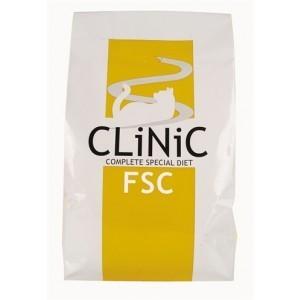 Clinic FSC (blaasgruis) kattenvoer