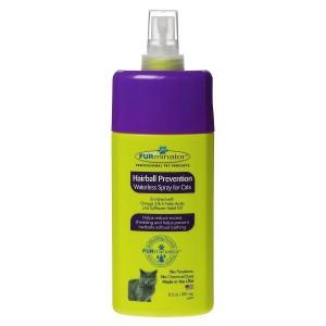 Furminator Hairball Prevention Spray Chat