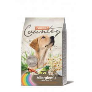 Fokker Country Allergie Chien
