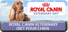 Royal Canin Veterinary diet pour Chien